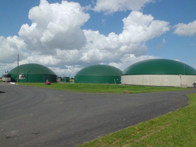 Biomethaneinspeisung