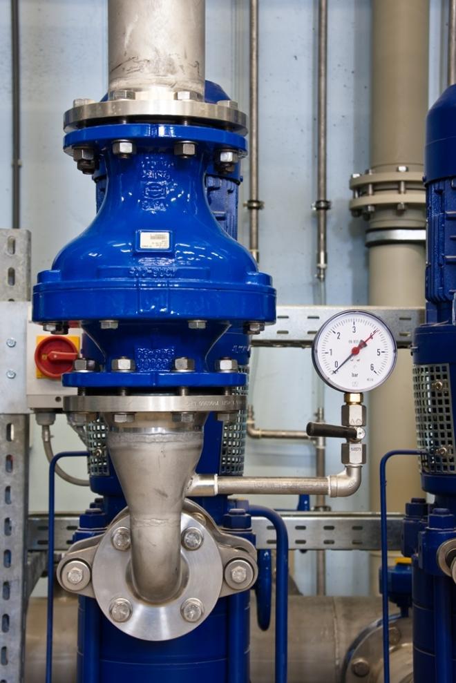 Trinkwasseraufbereitungsanlage Elsenborn