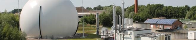 Biogasaufbereitungsanlage Coesfeld